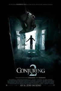 Conjurning 2 Filmplakat © Warner Bros