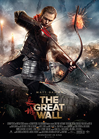 The Great Wall Filmplakat © Universal Studios