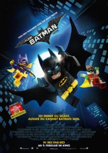 The Lego Batman Movie Filmplakat © Warner Bros.