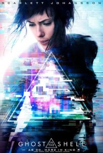 Ghost in the Shell Filmplakat © Paramount Pictures