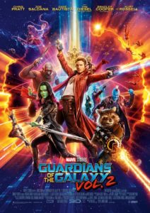 Guardians of the Galaxy Vol. 2 Filmplakat © Disney