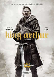 King Arthur – Legend of the Sword Filmplakat © Warner Bros