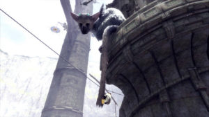 The Last Guardian – Kletterprtie © Sony Interactive Entertainment