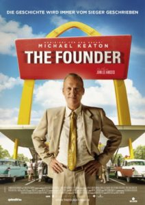 The Founder Filmplakat © Splendid